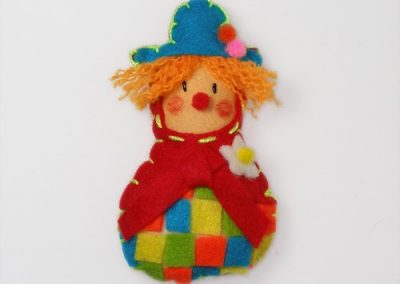 Broche Payaso