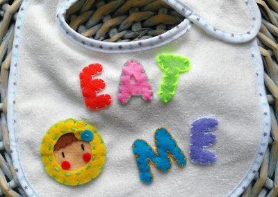 Babero - Eat Me