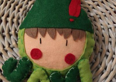 Nombre para habitación infantil - Peter Pan